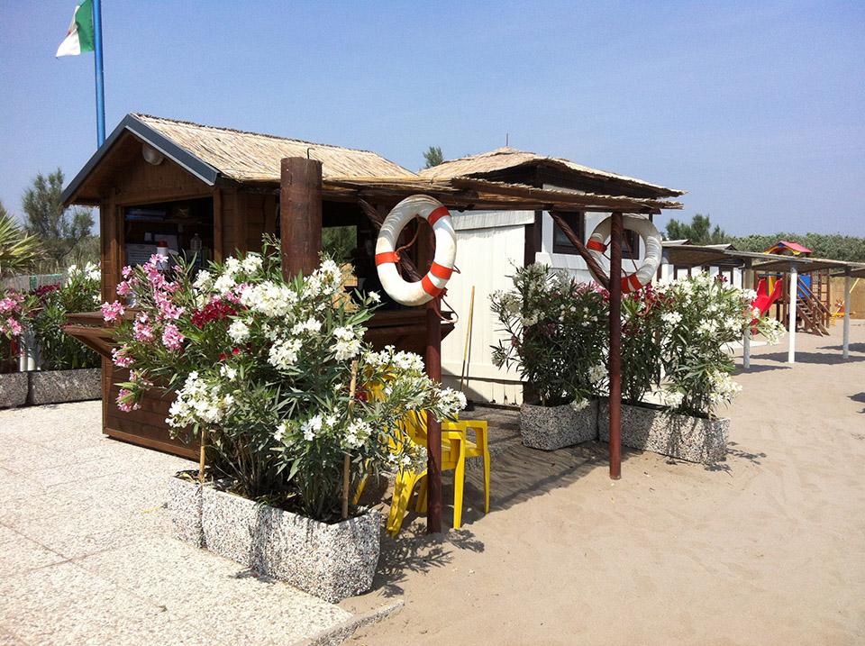 Fotogallery - Bagni Tamerici Isolaverde